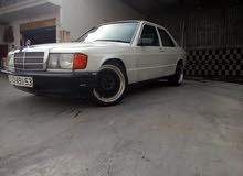 Mercedes Benz E 190 made in 1988 for sale