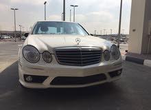 Mercedes E500 2004 in perfect condition