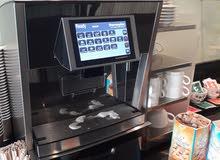 ماكينة قهوة اوتوماتيك  سويسرية