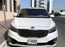 kia carnival full options 2018