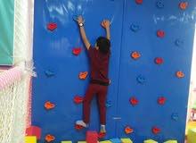 صالة ألعاب وقاعة حفلات للأطفال للبيع