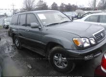 ليكزس 2002 للبيع