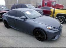 Used condition Lexus IS 2014 with 40,000 - 49,999 km mileage