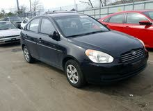 Hyundai Accent 2008 for sale in Benghazi