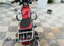 دراجة نارية توب التوب بارت CG125cc