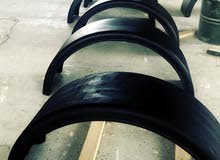 mudguard for heavy truck