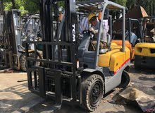 A Forklifts is available for sale in Muscat