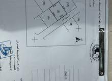 500 متر مربع للبيع بالقرب من قصر السندباد