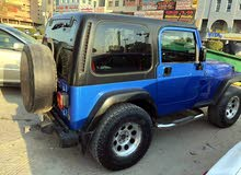 Jeep Wrangler made in 2003 for sale