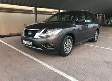 Nissan Pathfinder 2015 For sale - Brown color