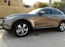 Infiniti FX37 2009 For sale - Green color