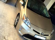 Toyota Prius car is available for  rent