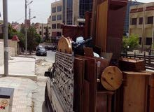 بكم صغير للنقل بكب لنقل الاغراض والاثاث متواجد غرب عمان