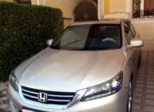 Honda Accord car for sale 2013 in Hawally city
