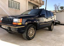 Used condition Jeep Grand Cherokee 1996 with 0 km mileage