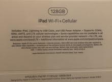 Ipad-5128gb Cellular+Wifi