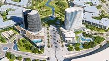 شقة 150م في العاصمة السياحية الجديدة