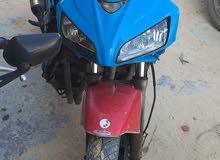 Used Suzuki motorbike in Tripoli