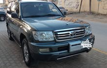 Gasoline Fuel/Power   Toyota Land Cruiser 2005