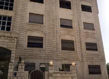 شقة 175 متر وروف 175 متر في الاردن ضاحية الرشيد  خلف الجامعة الاردنية