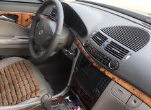 20,000 - 29,999 km Mercedes Benz E 240 2004 for sale