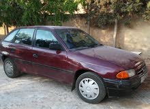 Manual Opel Astra for sale