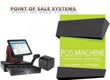 Cashier system  (POS)
