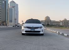 Kia Optima full option model 2016