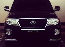 Toyota lc200 2014 Gx modified to Gxr