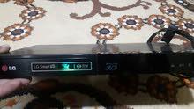 ال جي  ثري دي بلوري ديفيدي 3d bluray dvd