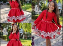 فستان بناتي راقي من تركيا
