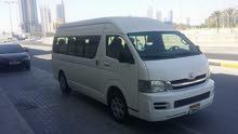 Toyota Hi-Ace Bus 15  Passangar Dizel Middel Roof