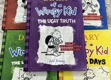 diary of a wimpy kid 5 book