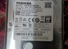 هارديسك TOSHIBA 500GB