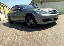 for sale Infinty G35S model 2008 in good condition