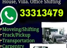 moving shifting service available available