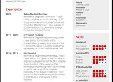 biomedical engineer or technician of biomedical equipment