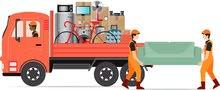خدمات نقل وتغليف مع الفك وتركيب الاثاث والمكيفات بأفضل الأسعار