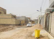 قطعة ارض للبيع  مساحه 200م  شط العرب شارع القسيم