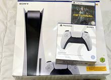 PLAYSTATION 5 DISK EDITION+2 CONTROLLER+GAME
