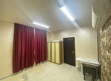 غرفه وصاله للايجار منطقه المشرف 2700