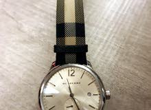 ساعة BURBERRY اصلية للبيع