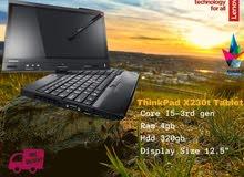 Lenovo X230 Tablet