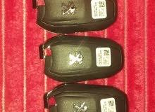 مفتاح سيارت بيجو 208 الجديدة