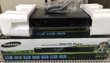 جهاز DVD & CD سامسونج جديد.