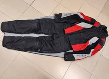 Dainese riding jacket and pant