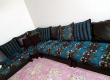 dark brown and turquoise furniture for sale