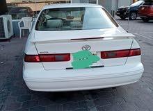 سياره تويوتا كامري نظيفه جدا جدا