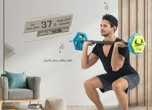 طقم التمارين المطور للرجال والسيدات