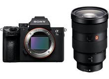 Looking for used sony a7 iii prefered with gm 24-70mm lens